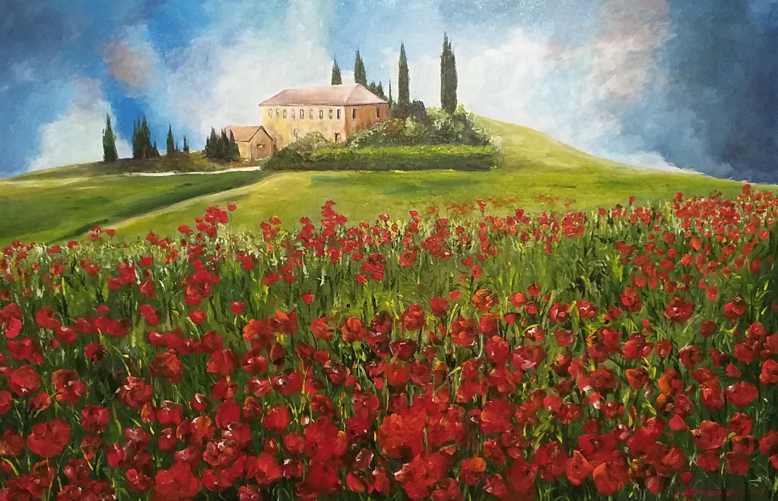Toscana-akril