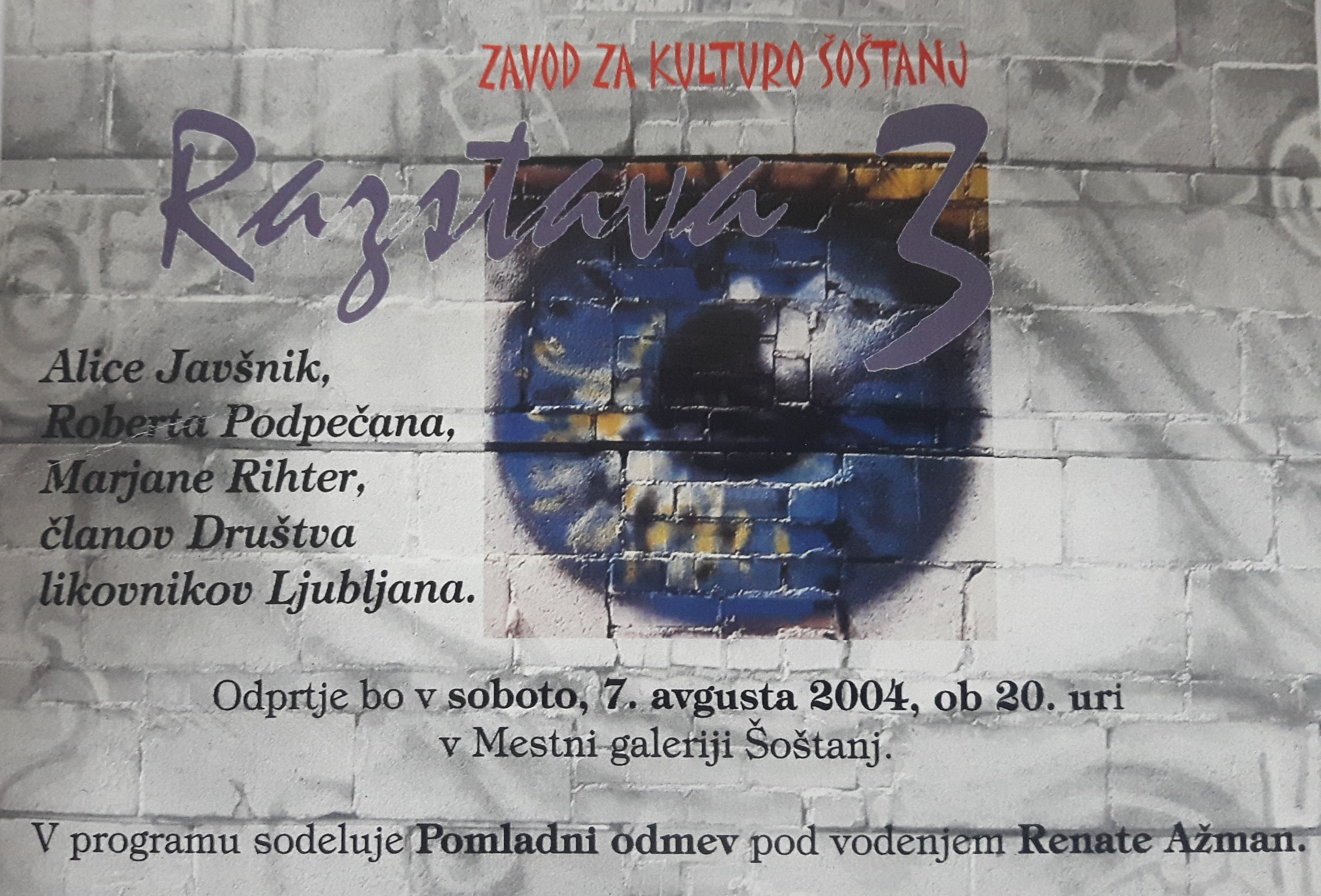 Razstava_trojčka_v_Šoštanju_2004_1