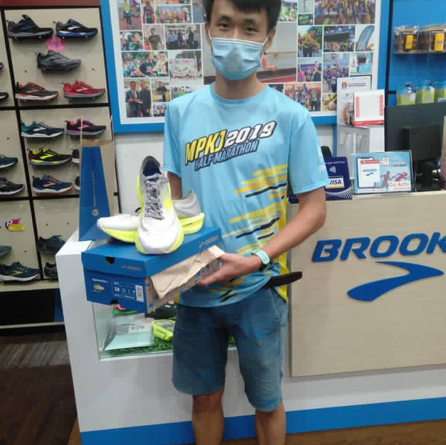Brooks IOI City Mall