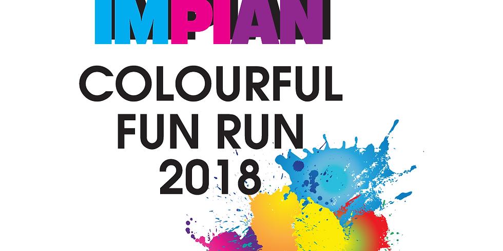 Alam Impian Colourful Fun Run 2018