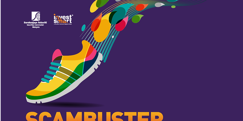 ScamBuster Run 2018