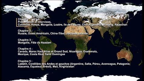 Chevaux d'aventure, 40 ans d'expéditions équestres à travers le monde