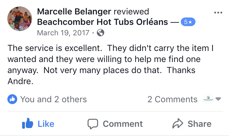 Belanger review