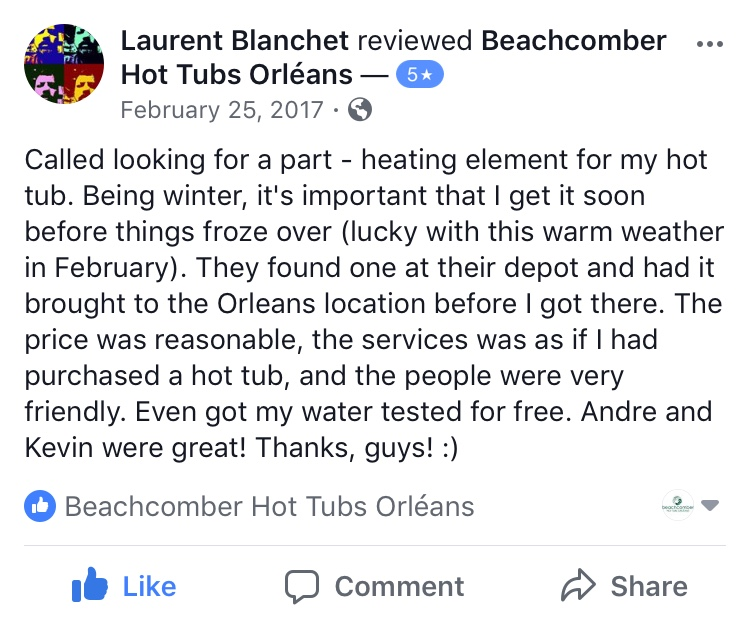Blanchet review