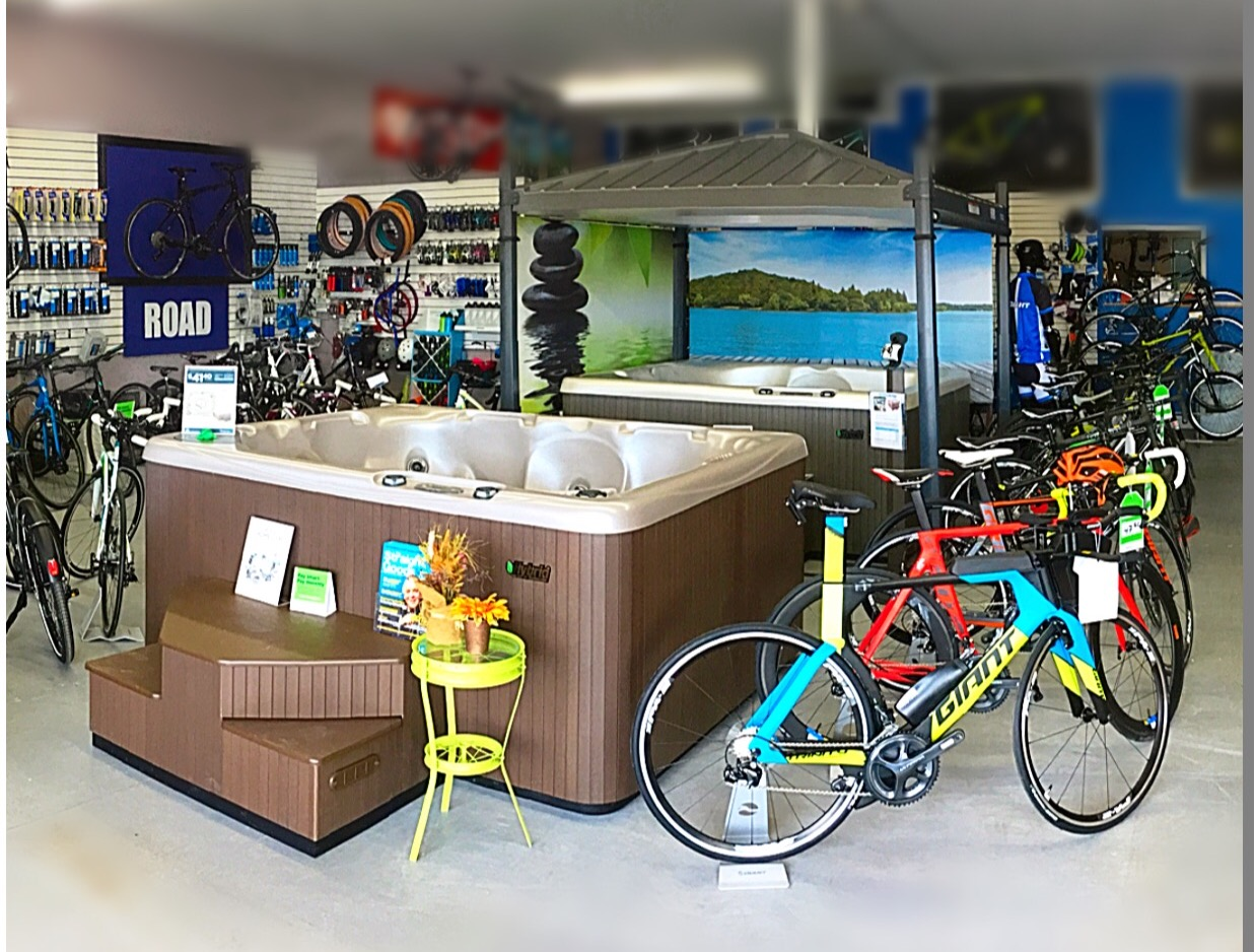 Rockland Sports Showroom