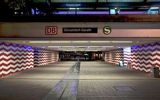 Bahnhof Düsseldorf-Garath