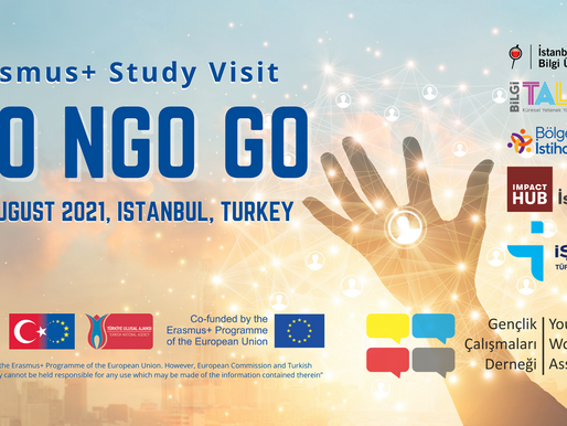 """Towards a Solution to Youth Unemployment: Erasmus+ Study Visit """"Go NGO Go"""". ARTE.M visited Turkey."""