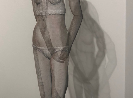 The magic of Marcos Milewsky. Sculptures playing with the shadow.