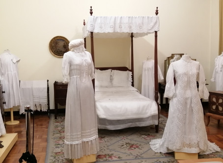 Museum dedicated to the history and culture of Madeira Embroidery!