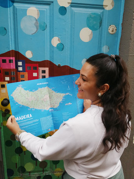 """Discover Funchal in a few minutes and feel like a local! Easier with our new project """"My Soft City""""."""