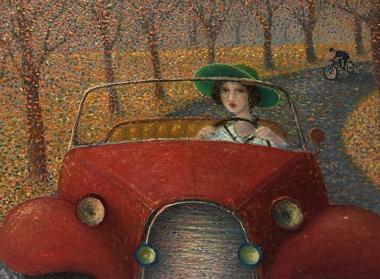 Derkach Alexander.   AUTUMN DRIVE