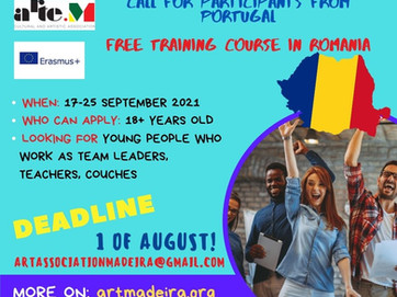 New call for event in Romania