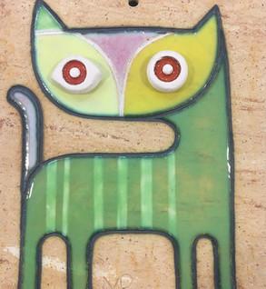 Portuguese tile. Azulejos. Cat.Mario #8