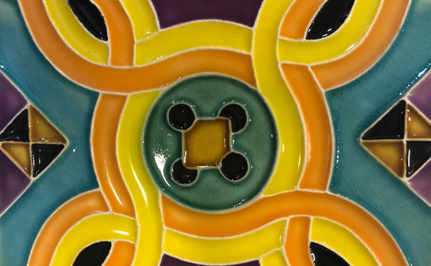 Portuguese tile. Azulejos. Luso 3#1