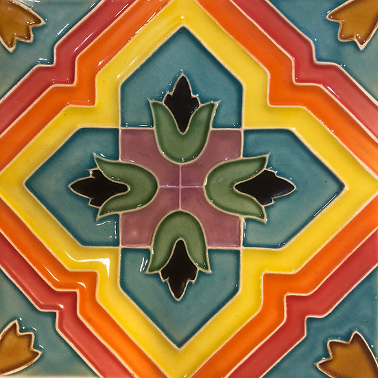Portuguese tile. Azulejos.Luso 4
