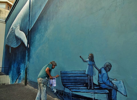 """Marcos Milewski for exhibition """"Ilhas 2020 - Isolation"""""""