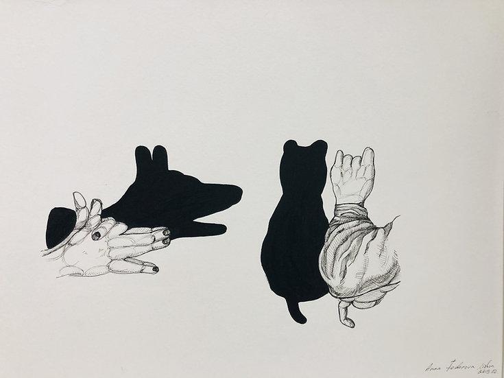Fedorova Anna.    SHADOW PETS