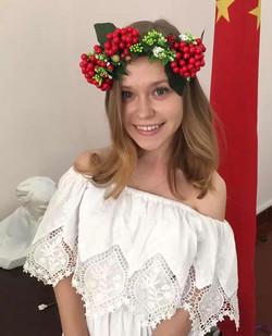 ALECIA FROM UKRAINE