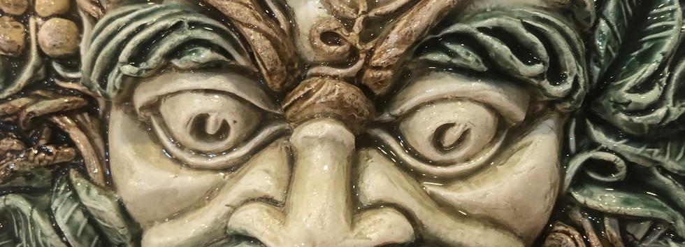 Portuguese tile. Azulejos. Bahus 3D. Maria.