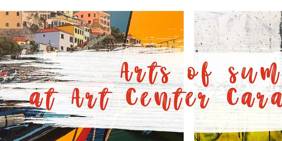 ARTS OF SUMMER 2019