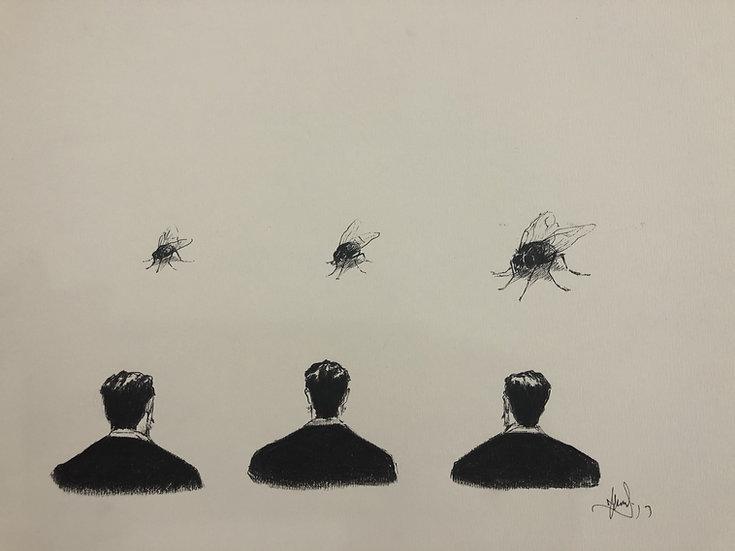 Samuel Santos. DREAMCRAFT IV (Flies)