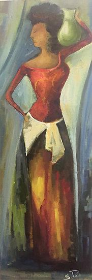 Sonia Poli. AFRICAN GRACE