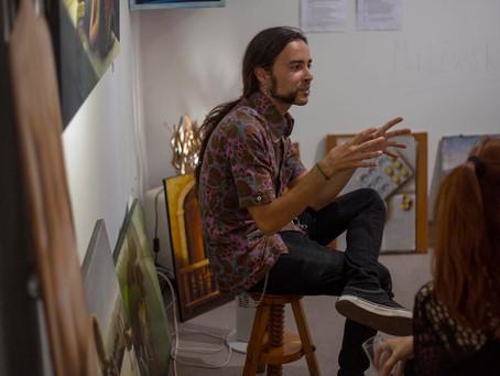 Marcos Milewski on Surrealism