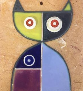 Portuguese tile. Azulejos. Cat.Mario #1