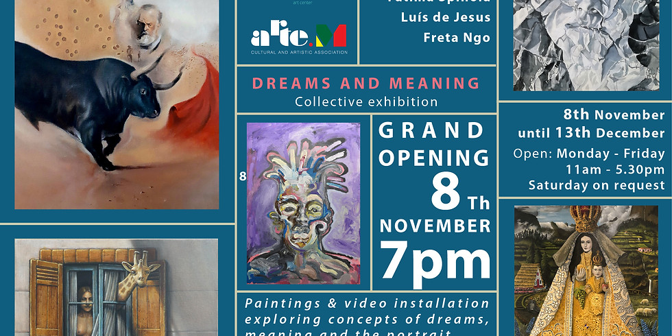Dreams and Meaning Exhibition