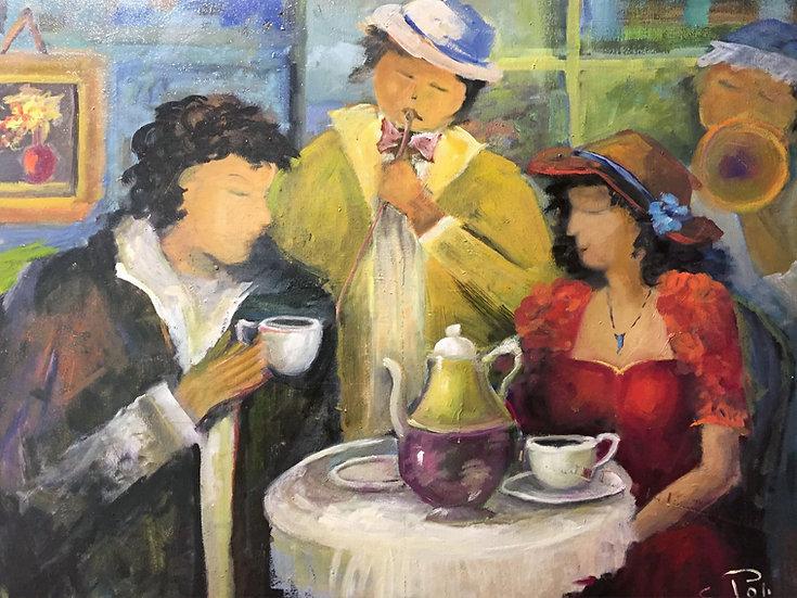 Sonia POLI. COFFEE DATE