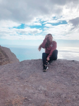 Madeira island through the eyes of the Ukranian art volunteer - Summer 2021.