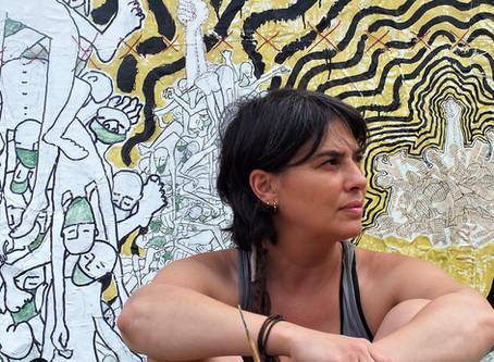 "Carina Mendonça for exhibition ""Ilhas 2020 - Isolation"""