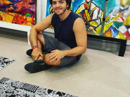 "Emilio Joaquin for Art Show ""Islands.2021.Revival"""