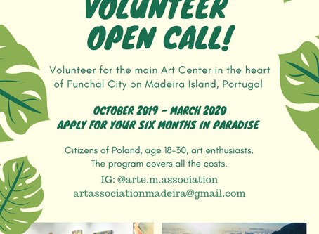 Open Call for Polish Volunteers