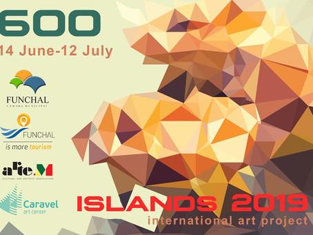 """Islands 2019. 600 years"". International Art project."