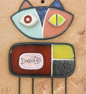 Portuguese tile. Azulejos. Cat.Mario #4