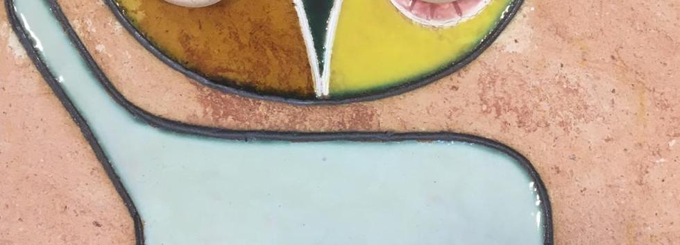 Portuguese tile. Azulejos. Cat.Mario #6
