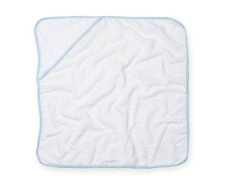 Cape de bain personnalisable coton bébé