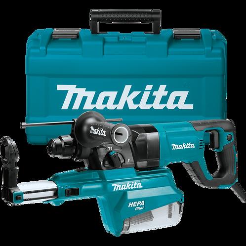 "Makita 1"" AVT Rotomartillo/Vacuum"