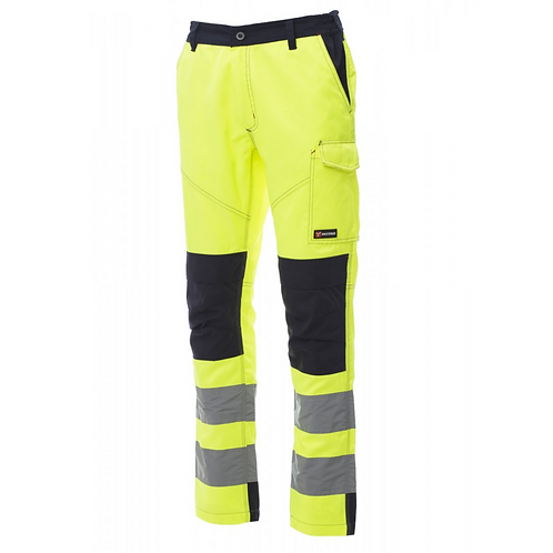 pantalon fluo haute visibilité de travail