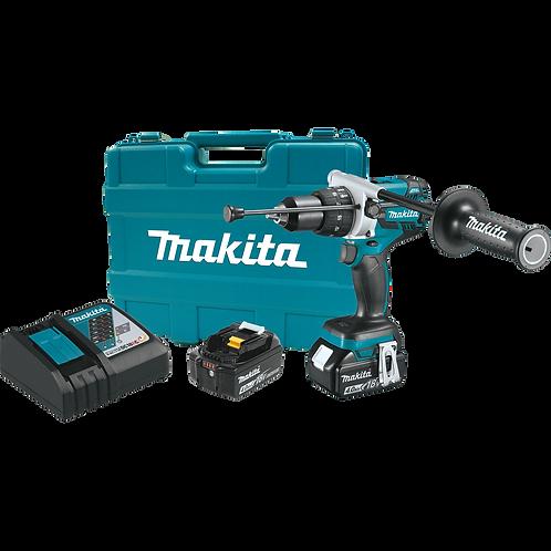 Makita 18V Taladro Martillo Kit