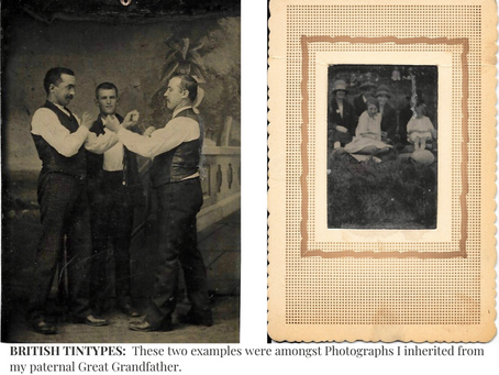 How to Date Old Photographs - part 1