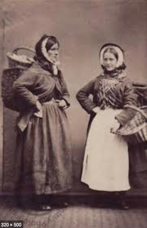 Tyneside Fisherwomen