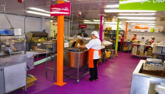 Wickedly Welsh Chocolate Factory