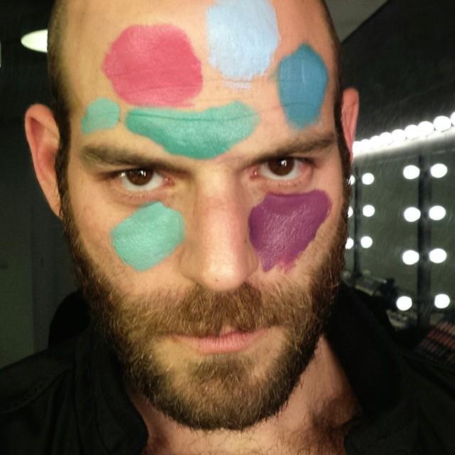 Instagram - Working on my next crazy #makeup project