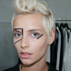 Instagram - The #makeup #look of the winter for  @sacksfashion 👸 @vladacoxx #makeupandhairbyomerasa