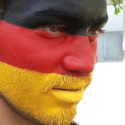 Instagram - #worldcup campaign  #worldcupmakeup  #flag #germany  #flagmakeup #Makeupandhairbyomerasa