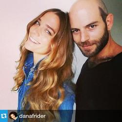 Instagram - #Repost from @danafrider  I 💖 ️ u my sister .