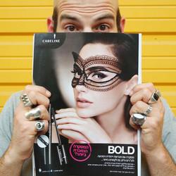 #justwanttosay_מסקרה בולד של קרליין היא הנמכרת ביותר ברשת סופר פארם בשנת 2014 🔥🔥🔥🔥🔥🔥