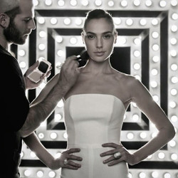 Instagram - Screenshot form the commercial - stay long foundation by #CARELINE @galgadot